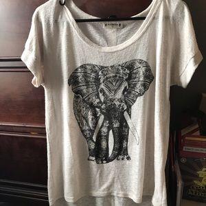 Boho Cozy Elephant Shirt